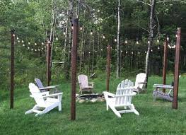 How To Hang String Lights In Backyard Without Trees Impressive How To Hang String Lights In Backyard Without Trees New Post To Hang