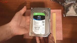 HDD ( <b>жёсткий диск</b> ) <b>SEAGATE Skyhawk</b> ST1000VX005 , 1ТБ ...