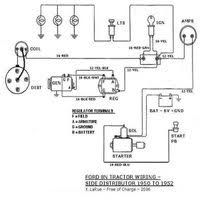 n ford tractor wiring diagram wiring diagram and schematic design ford 9n wiring diagram 12 volt 1 wire alternator photo al