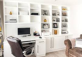 Home offices fitted furniture Elite Built In Office Furniture Built In Home Office Furniture Along Wall Fitted Office Furniture Uk Built In Office Furniture Built In Home Office Furniture Along Wall