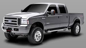 Pickup Truck Exhaust