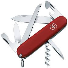 The Swiss Army Knife Was Designed For What The Best Swiss Knife For Camping And Adventure Redefine