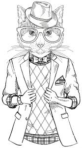 Cool Cats Coloring Pages Google Search
