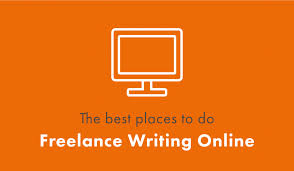 lance writing jobs top sites where you can get paid to write vector graphic displaying the title the best places to do lance writing online