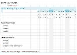 Gantt Chart Download Gantt Chart Template 9 Free Sample Example Format