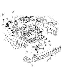 Chrysler pacifica engine mount location wiring diagram and fuse box