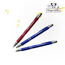 Office Logo Gifts 2019 Metal Touch Stylus Pen Printed With Company Logo Trade Show Pen Business Office And Promotional Gifts From Adeir 175 26 Dhgate Com
