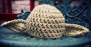 Infant Crochet Hat Pattern New Yoda Baby Hat Pattern
