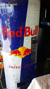 How To Get A Red Bull Vending Machine Classy Royal Vendo Red Bull Vending Machine For Sale In Santa Fe Springs