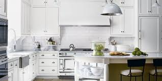 view in gallery white kitchen