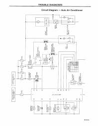 Circuit diagram for quick pinpoint check 1996