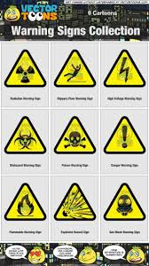 warning signs collection