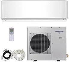 how to select the best location for install split unit air thermocore systems 16 seer 3 ton ductless mini split air conditioner system