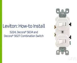 double switch wire diagram simple leviton 15 combination double info photos · double switch wire diagram professional leviton double switch wiring diagram leviton presents to install