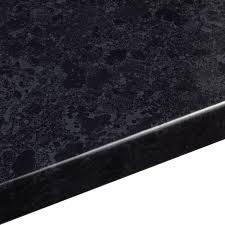 Bq Kitchen Floor Tiles 38mm Bq Midnight Granite Gloss Round Edge Kitchen Worktop L3m