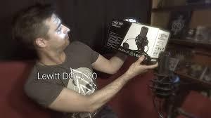 Пожалуй лучший USB <b>микрофон</b> - <b>Lewitt</b> DGT 650 - YouTube