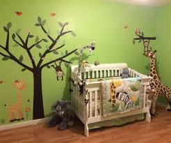 jungle theme nursery decor leadersrooms