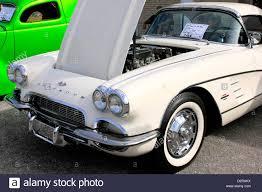 American 1961 Chevy Corvette at the Sarasota Pride and Joy car ...