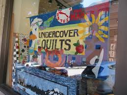 Undercover Quilts is a stupendous Quilt Store in Seattle, WA ... & really piqued my interest first. Adamdwight.com