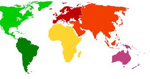 Resultado de imagen de mapamundi