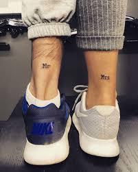 Ms And Mrs Tattoo Tattoo Tattooideas Mrandmrs тату тату