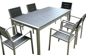 modern outdoor dining chairs sunpower
