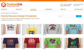 T Shirt Layout Design For Family Reunion Family Reunion Shirts Create And Download Free Designs