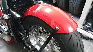 2000 yamaha xvs 1100 drag star classic bobber conversion