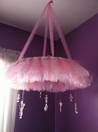 tutu chandelier 21 things to do with tulle besides tutus