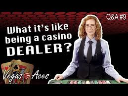 What Its Like Being A Casino Dealer
