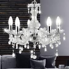 Details Zu Luxus Decken Kron Leuchter Lampe Schlaf Zimmer Beleuchtung Kristall Hänge Lüster