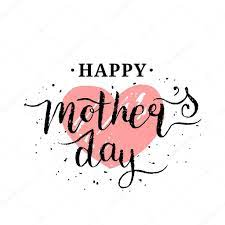 Happy Mother's day card ? Vector Image by © vladayoung | Vector Stock  108698704