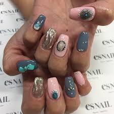 Esnail 大阪店 On Twitter こんにちは お客様ネイルのご紹介です