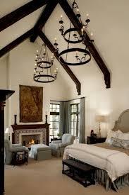old world bedroom