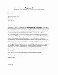 Cover Letter For Job Application Sales And Marketing Elegant Resume