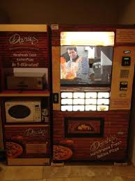 First Vending Machine Mesmerizing Pizza Vending Machine On First Floor Picture Of Comfort Suites