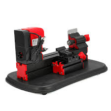 dc12v 36w mini motorized metal working lathe machine diy woodworking tool for modelmaking gong bed