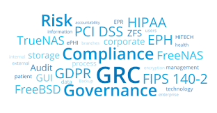 Security Complaince Ixsystems White Paper Truenas Privacy And Security Compliance Features