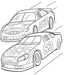 Printable drawings and coloring pages. Free Printable Car Coloring Pages Race Car Coloring Pages Truck Coloring Pages Cars Coloring Pages