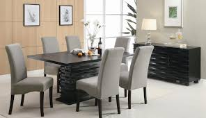 gumtree rokane grey white wood light table glass room dining chairs town argos looking fine and