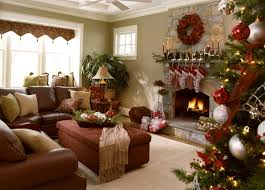 Of Living Rooms Decorated For Christmas Living Room Beautiful Christmas Tree Decorations Ideas With