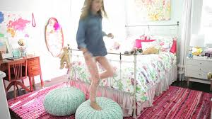 For Girls Bedroom How To Style A Girls Room Youtube