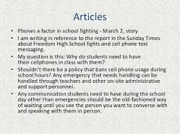 cellphones be allowed in school persuasive essay should cellphones be allowed in school persuasive essay