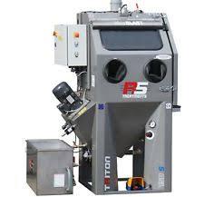 triton 750s wet blast cabinet vapour aqua blasting bead blaster rs treatments