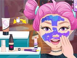 punk rock makeup