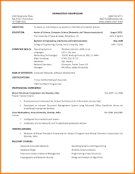 Resume Book Computer Science Resume Book Diploma Computer Science Resume 38