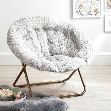 hang a round chair gray leopard faux fur hang a round chair hardware to hang chair hang a round chair