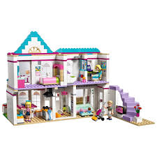 amazon lego friends stephanie s house 41314 toy for 6 12 year olds toys games