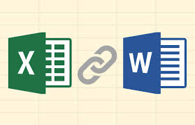 Excel Word How To Link Excel Sheets To Word Documents And Keep It Always Updated