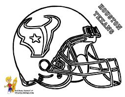 Denver Broncos Helmet Coloring Page Denver Broncos Helmet Coloring